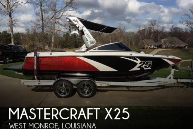 2011 Mastercraft X25 - For Sale at West Monroe, LA 71291 - ID 111928
