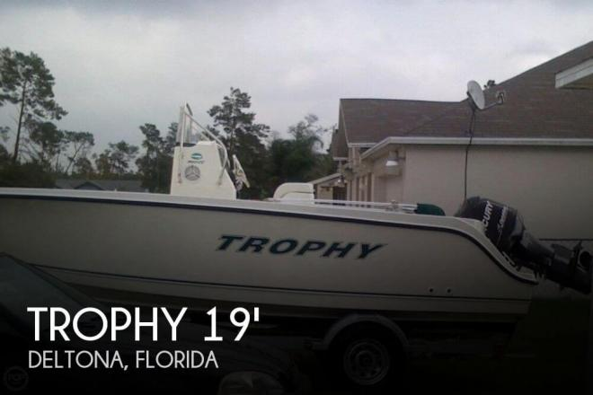 2008 Trophy 1903 Center Console - For Sale at Deltona, FL 32725 - ID 101763