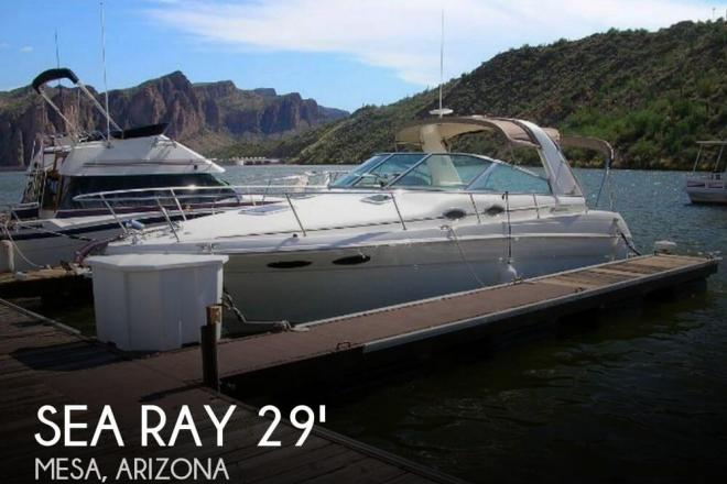 1999 Sea Ray 290 Sundancer - For Sale at Mesa, AZ 85201 - ID 101296