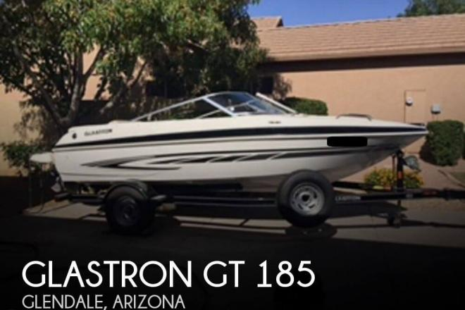 2008 Glastron GT 185 - For Sale at Glendale, AZ 85301 - ID 101773