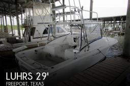 1998 Luhrs 290 Open Sportfisher