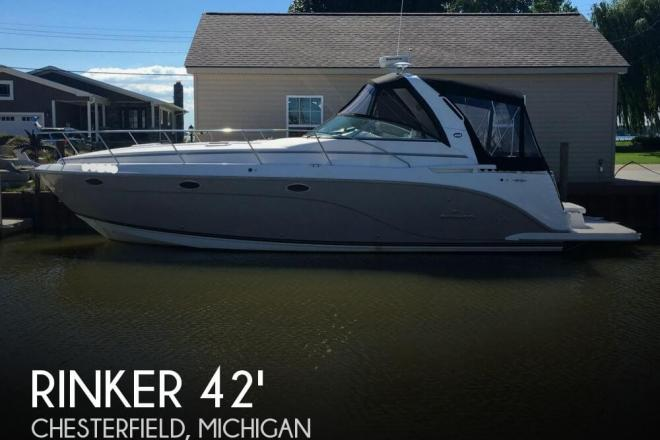 2007 Rinker 400 Express Cruiser - For Sale at Chesterfield, MI 48047 - ID 102268