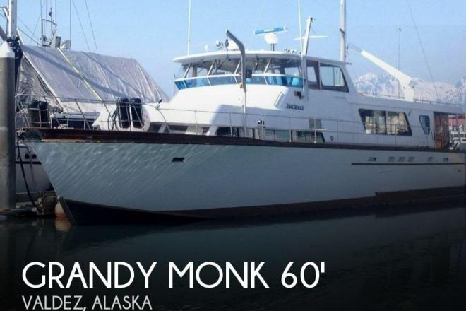 1966 Grandy Marlineer 60 - For Sale at Seward, AK 99664 - ID 101458