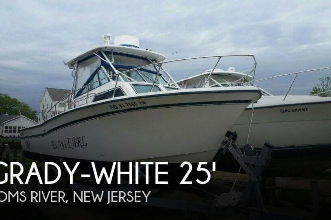 1987 Grady White Sailfish - For Sale at Toms River, NJ 8753 - ID 100228