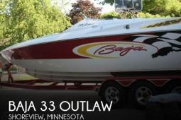 2001 Baja 33 Outlaw