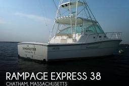 2001 Rampage Express 38