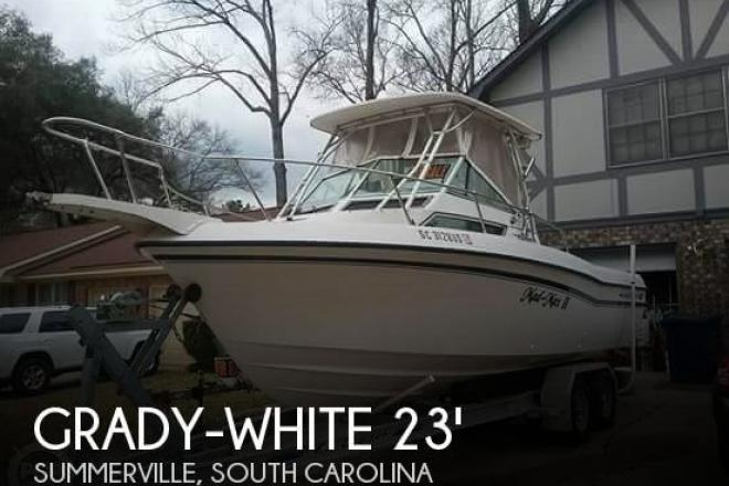 1989 Grady White 23 Gulfstream - For Sale at Summerville, SC 29483 - ID 99697