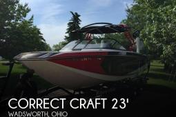 2013 Correct Craft Super Air Nautique G23