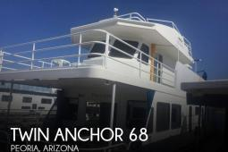 2005 Twin Anchors 68