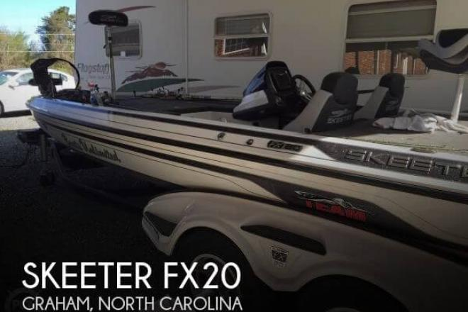 2014 Skeeter FX20 - For Sale at Graham, NC 27253 - ID 99197