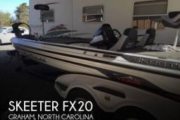 2014 Skeeter FX20