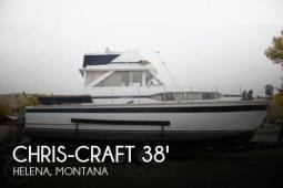1970 Chris Craft Regal-Roamer 38