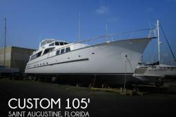 1963 Custom Built 105 Motoryacht