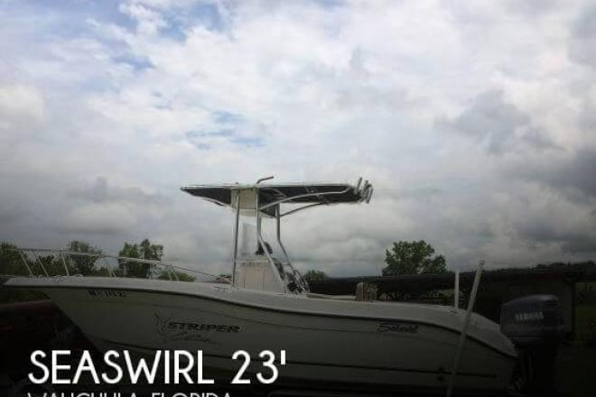 2003 Seaswirl 2301 CC Striper - For Sale at Wauchula, FL 33873 - ID 98911