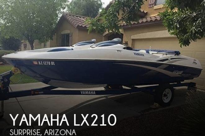 2005 Yamaha LX210 - For Sale at Surprise, AZ 85374 - ID 101034