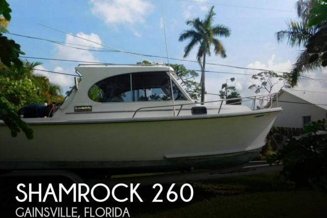 1985 Shamrock 260 - For Sale at Gainesville, FL 32601 - ID 98322