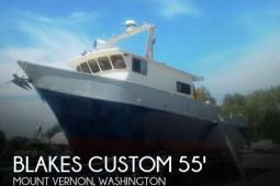 1989 Blakes Custom 55 Packer