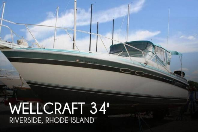 1987 Wellcraft 3400 Gran Sport - For Sale at Riverside, RI 2915 - ID 97868