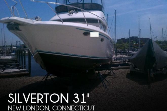 1996 Silverton 312 Sedan Cruiser - For Sale at New London, CT 6320 - ID 97871