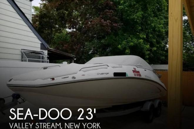2009 Sea Doo Challenger 230 - For Sale at Valley Stream, NY 11580 - ID 97884