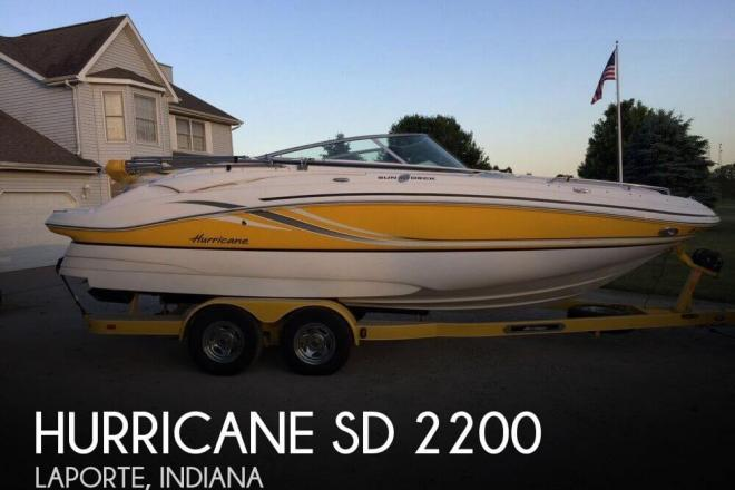 2013 Hurricane SD 2200 - For Sale at Laporte, IN 46350 - ID 97887