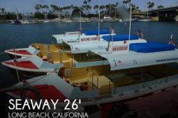 1975 Seaway Boats Company Custom 26' Water Taxi