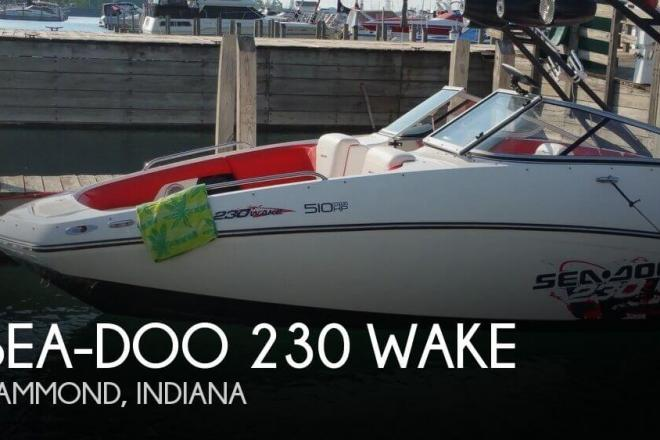 2011 Sea Doo 230 WAKE - For Sale at Hammond, IN 46320 - ID 97126