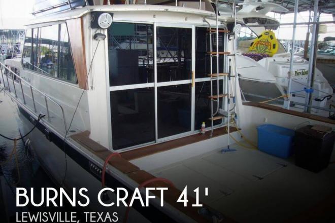 1979 Burns Craft Seville-El Dorado - For Sale at Lewisville, TX 75029 - ID 101036