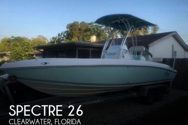 2011 Spectre 26 - For Sale at Clearwater, FL 33755 - ID 96894