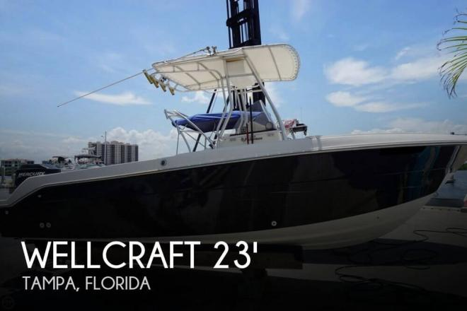 1999 Wellcraft 230 Fisherman - For Sale at Tampa, FL 33601 - ID 96495