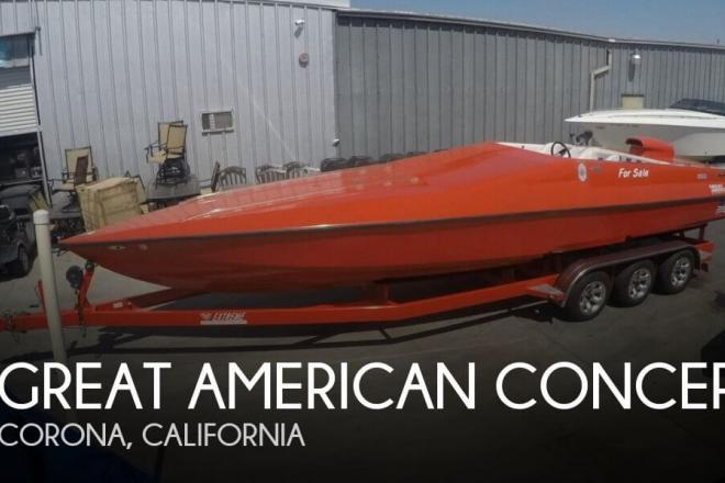 1998 Great American 28 (No Motor, Needs Re-Power) - For Sale at Corona, CA 92877 - ID 97035