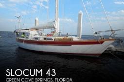 1987 Slocum 43
