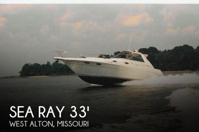 1998 Sea Ray 330 Sundancer - For Sale at West Alton, MO 63386 - ID 95837