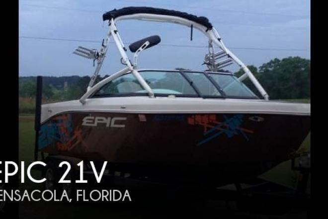 2012 Epic 21V - For Sale at Pensacola, FL 32501 - ID 98122