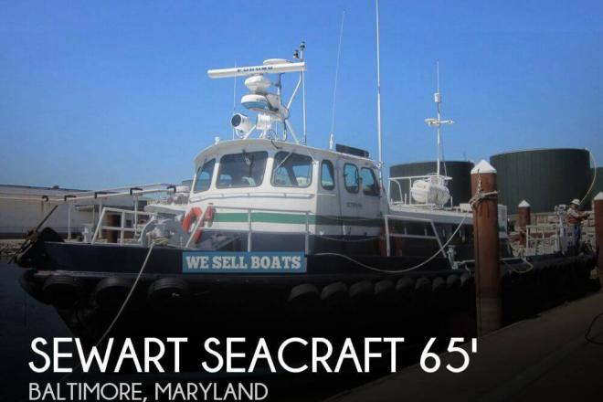 1964 Stewart Seacraft 65 AL200 - For Sale at Baltimore, MD 21201 - ID 96364