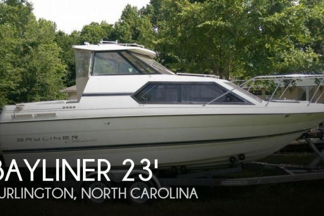 1995 Bayliner 2452 Classic - For Sale at Burlington, NC 27215 - ID 98303