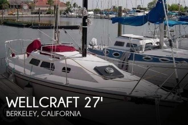 1984 Wellcraft Starwind 27 - For Sale at Berkeley, CA 94701 - ID 95186