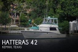 1975 Hatteras 42