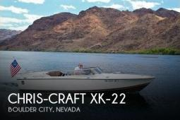 1972 Chris Craft XK-22