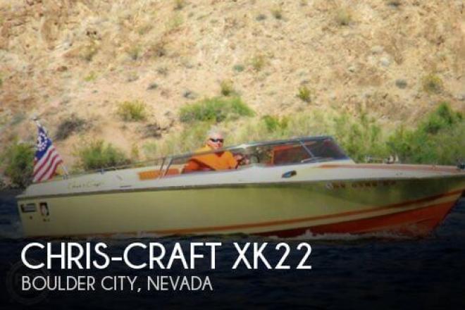 1973 Chris Craft XK22 - For Sale at Boulder City, NV 89005 - ID 94871