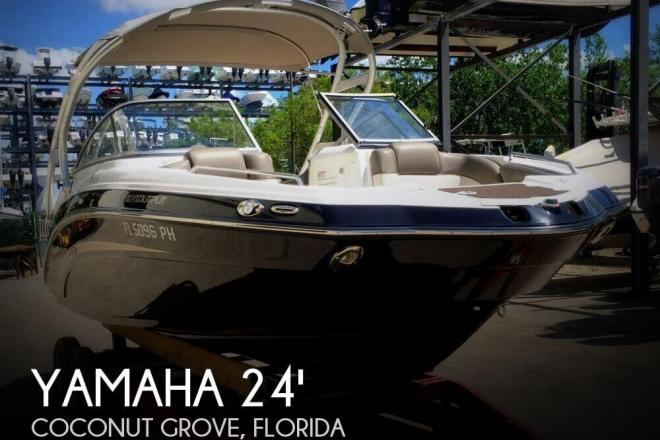 2012 Yamaha 242 Limited S - For Sale at Coconut Grove, FL 33133 - ID 94829