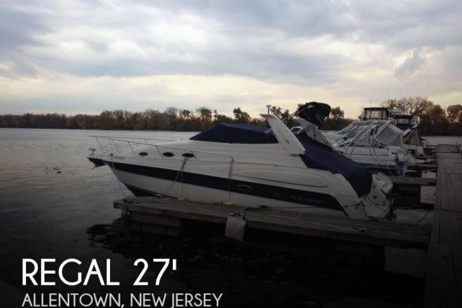 1999 Regal Commodore 2760 - For Sale at Trenton, NJ 8601 - ID 95188