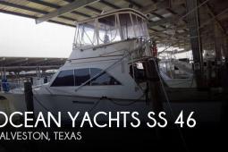 1983 Ocean Yachts SS 46