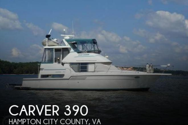 1994 Carver 390 - For Sale at Hampton, VA 23630 - ID 94397