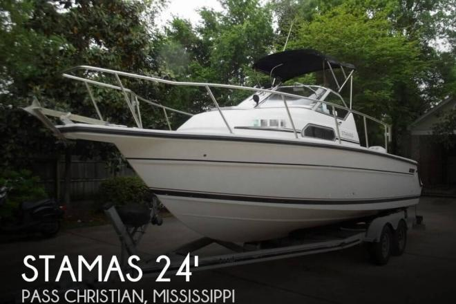 1994 Stamas 240 Family Fish - For Sale at Pass Christian, MS 39571 - ID 94462