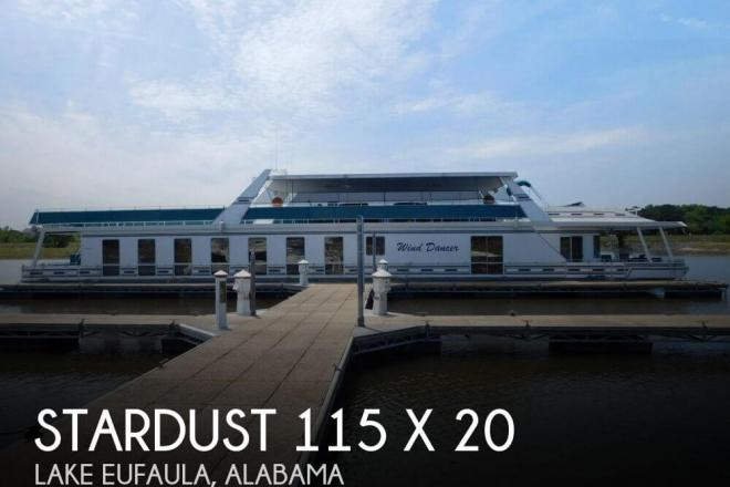 2005 Stardust 115 X 20 - For Sale at Eufaula, AL 36027 - ID 95198