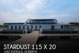 2005 Stardust 115 X 20