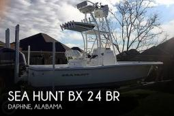 2015 Sea Hunt BX 24 BR
