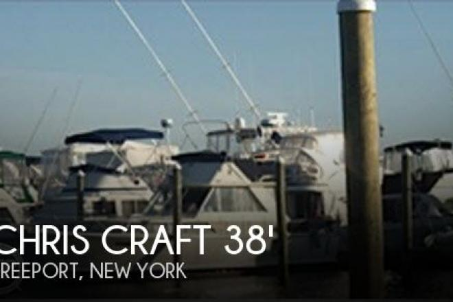 1969 Chris Craft 38 Commander - For Sale at Freeport, NY 11520 - ID 94633