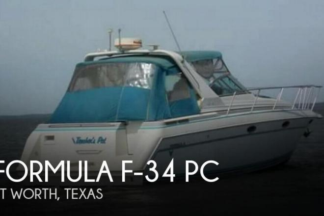 1996 Formula F-34 PC - For Sale at Ft Worth, TX 76112 - ID 94295